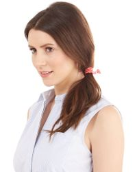 Ana Accessories Inc - Try Another Spangle Hair Tie Set - Lyst