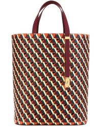 Sophie Hulme - 'gibson North South' Tote - Lyst