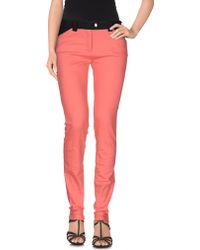 Balenciaga | Denim Trousers | Lyst