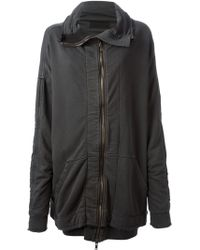 Haider Ackermann Layered Distressed Jacket - Lyst
