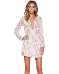 Addison - Deidre Dress - Lyst
