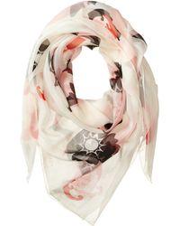Alexander McQueen Kansai Kimono Scarf - Lyst