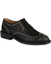 Dolce Vita Black Pallas Oxfords - Lyst