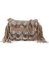 Antik Batik Under-Arm Bags brown - Lyst