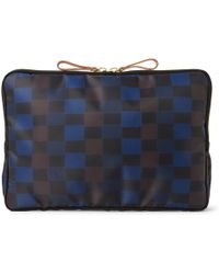 Marni - + Porter Printed Pouch - Lyst