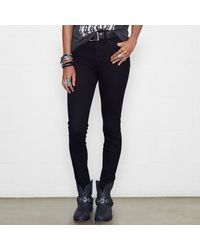 Denim & Supply Ralph Lauren Resier Highrise Skinny Jean - Lyst