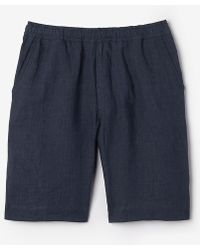 Our Legacy Relaxed Short - Lyst