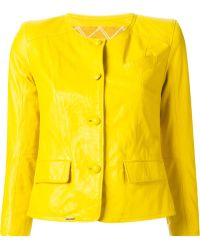 S.W.O.R.D Panelled Jacket - Lyst