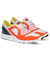 Adidas By Stella McCartney | Orange Alayta Running Shoes | Lyst