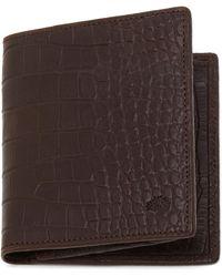 Mulberry - Mini Tri Fold Wallet - Lyst