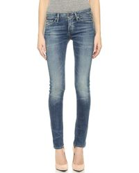 Citizens Of Humanity Arielle Skinny Jeans - Weekender - Lyst