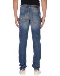 Love Moschino Denim Trousers - Blue