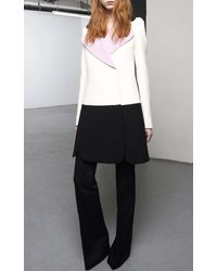 Giambattista Valli Light Crepe Pant - Lyst