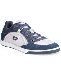 Diesel Eastcop Starch Sneakers - Lyst