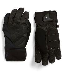 Spyder - 'underweb' Gore-tex Ski Gloves - Lyst