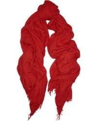 Etoile Isabel Marant Curt Silk-blend Scarf - Lyst