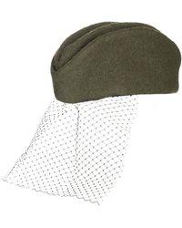 Masterpeace | Pie Wool-blend Cap | Lyst