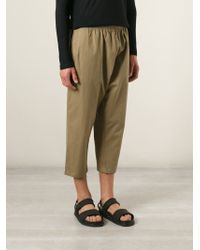 Silent - Damir Doma - 'Pheda' Trousers - Lyst