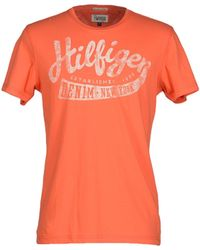 Hilfiger Denim - T-shirt - Lyst