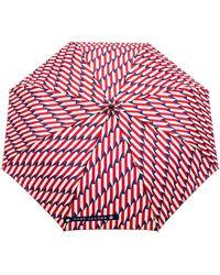 Marc Jacobs Arrow Head Umbrella - Red
