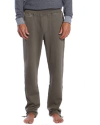 Faherty Brand Rustic Fleece Sweatpant - Lyst