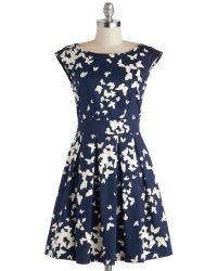 Closet - Uk Fluttering Romance Dress in Butterflies - Lyst