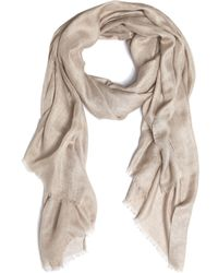 Scoop Cashmere Modal Scarf - Lyst
