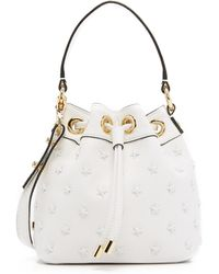 MILLY - Astor Small Star Bucket Bag - Lyst