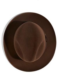Stetson - 'runabout' Royal Quality Packable Felt Fedora - Lyst