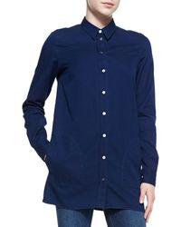 Acne Studios Lyric Denim Buttonup Shirt - Lyst