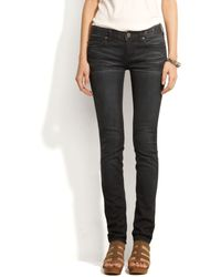 Madewell Rail Straight Jeans in Volcanic Wash - Lyst