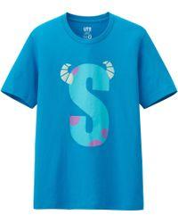 Uniqlo Men Pixar Graphic Short Sleeve T Shirt - Lyst