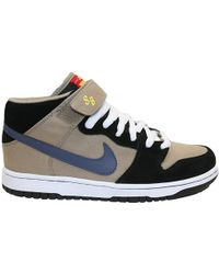 "Nike Sb Dunk Mid Premium ""Workwear"" - Lyst"