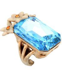 Roberto Cavalli Ring - Blue