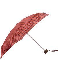 Orla Kiely - Small Bicolour Stem Tiny Umbrella - Lyst