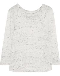 Enza Costa Stretchjersey Top - Lyst