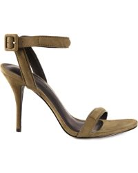 Alexander Wang 'Antonia' Sandals - Lyst
