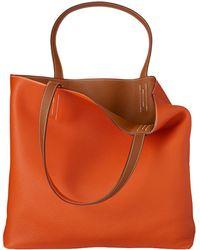 Hermès Double Sens orange - Lyst