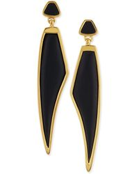 Maiyet - Himalayan Headdress Earrings With Black Horn - Lyst