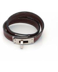Hermes Pre-Owned Kelly Bracelet - Lyst
