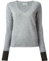 Zadig & Voltaire Nosfa Sweater - Lyst