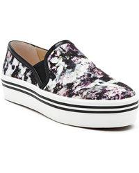 Dv By Dolce Vita Jinsy Platform Slip-on Sneakers - Lyst