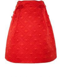 Temperley London Novah Skirt - Lyst