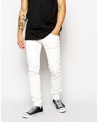 Diesel Sleenker Jeans - Lyst