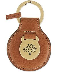 Mulberry Heritage Leather Keyring - For Men - Lyst