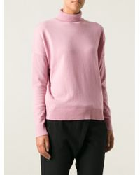 Marni Roll Neck Sweater - Lyst