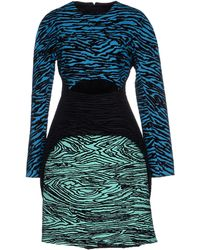 Proenza Schouler Short Dress - Green