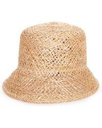 Rag & Bone Lacey Jute Hat - Lyst