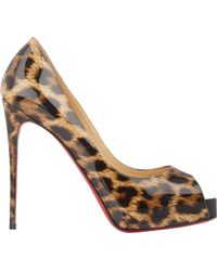 Christian Louboutin New Very Prive Pumps - Lyst