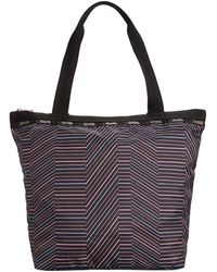 Lesportsac Multicolor Hailey Tote - Lyst